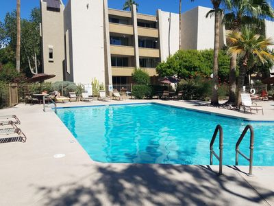 "Photo for Prime, Modern ""Old Town"" Scottsdale Condo 2 bedrooms, 2 bath, Camelback Road"