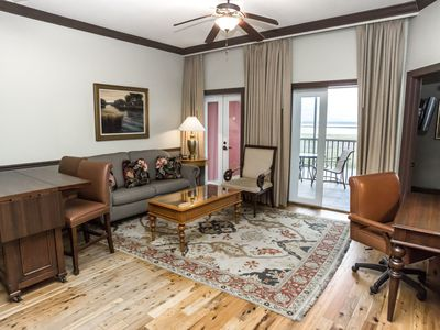 Photo for Riverfront Suite #309 at Water Street Hotel in Apalachicola