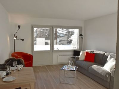 Photo for Apartment la Diure in Verbier - 2 persons, 1 bedrooms