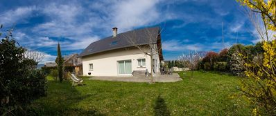 Photo for Savoie, large house with garden.