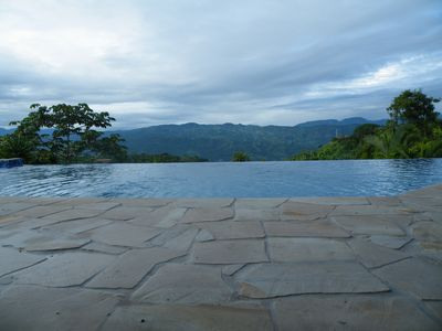 Photo for Luxurious Castle, Infinity Pool And Jaw Dropping Views!