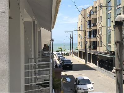 Photo for central area of the beach half just 40 meters from the sea with Wi-Fi