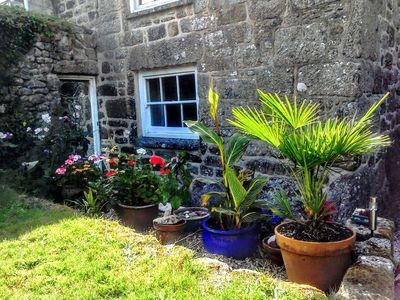Photo for Traditional Grade II Listed Cornish Cottage