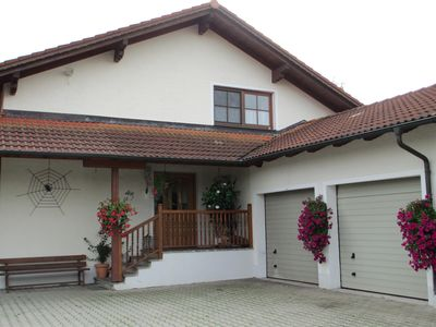 Photo for Holiday apartment Bad Füssing for 1 - 3 persons - Holiday apartment