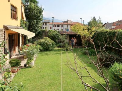 Photo for Apartment Casa Il Giardino (DGO150) in Dongo - 6 persons, 2 bedrooms