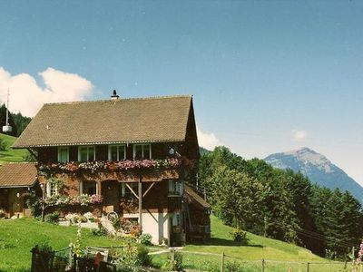 Photo for Apartment Lauerz for 5 - 6 people with 2 bedrooms - farmhouse