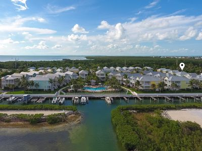Anglers Reef private community on the Ocean side