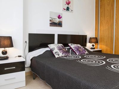 Photo for Beautiful and comfortable apartment in Benidorm with A/C and Wi-Fi