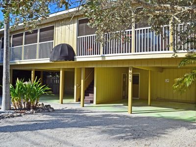 Photo for Renovated Siesta Key Vacation Rental W/ Heated Pool Walking Distance to Beach