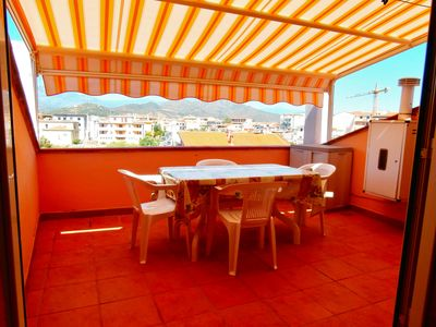 Photo for Apartment with panoramic views Tortolì