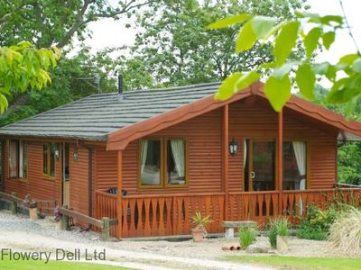 Photo for Birch Traditional Single Storey Lodge in Tranquil Settings, Sleeps 4
