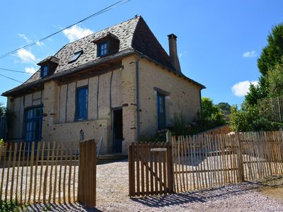 Photo for Cottage in the Dordogne countryside