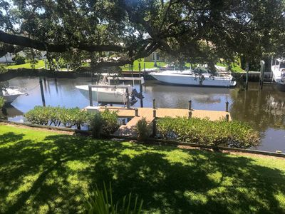 Photo for Palm Beach Garden home on the Water.