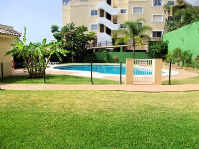 Photo for Beautiful and quiet apartment in Ocean Golf 25