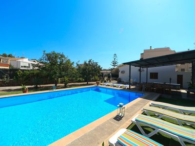 Photo for 5 bedroom Villa, sleeps 10 in Port d'Alcudia with Pool, Air Con and WiFi