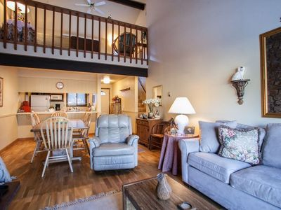 Photo for Looking for a Last Minute Getaway? Look no more! Easy Bus Access to Vail & Beaver Creek-2 King Beds
