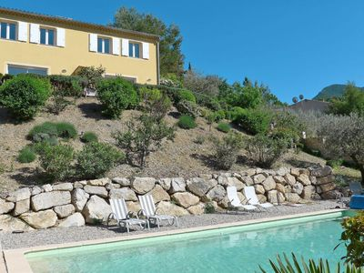 Photo for 2 bedroom Villa, sleeps 4 in Les Pilles with WiFi