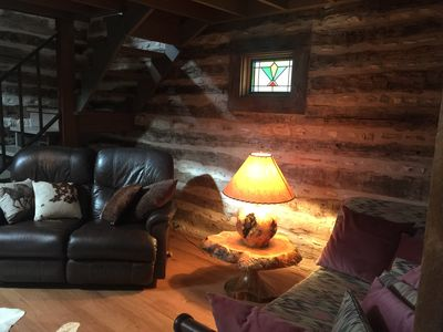 Photo for Civil War Cabin at Wolf Creek Guest Ranch