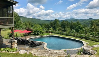 Photo for Bigger Views w/ heated outdoor pool, hot tub and much more!