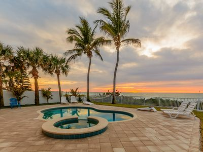 Photo for Oceanfront Home with Private Pool - Ocean Sands