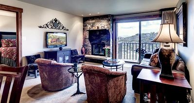 Photo for Bear Claw 406: 3 BR / 3 BA condo in Steamboat Springs, Sleeps 8