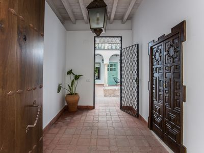 Photo for Luxury studio  near Mosque Cathedral with wonderful courtyard in a