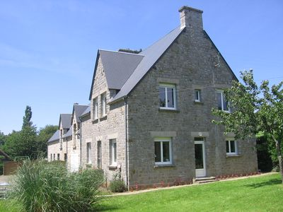 Photo for Gîte du Parc, furnished holiday accommodation in Normandy located 50 km from Mont-Saint-Michel