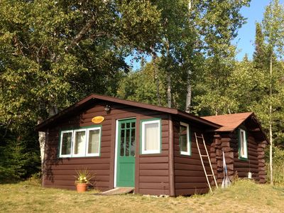 Loon Cabin at Wilderness Wind, Ely, MN