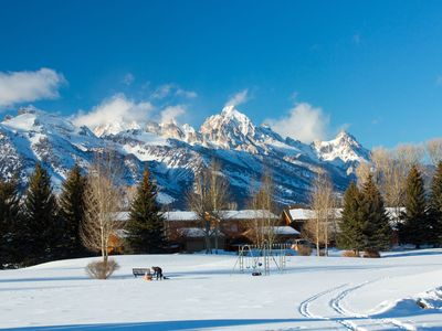 Photo for Teton Shadows townhouse~Close to Jackson Hole and Grand Teton National Park!