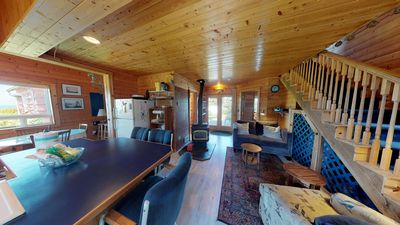 Photo for Beautiful Secluded Views Await Guests at This 2 Bedroom in Cape Meares!