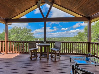Photo for Beautifully Furnished Family Friendly Waterview Home, Enjoy Relaxing Sunsets & Views