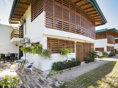 Photo for Tropical villa with terrace