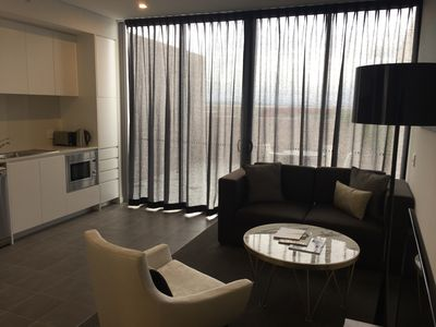 Photo for Luxury One bedroom Apartment with large terrace (80 sqm)
