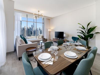 Photo for 2201 FULL CANAL VIEW | 2 BR SUITE IN ATRIA RESIDENCE