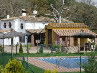 Photo for A farmhouse, with a private swimming pool in the Costa Brava.