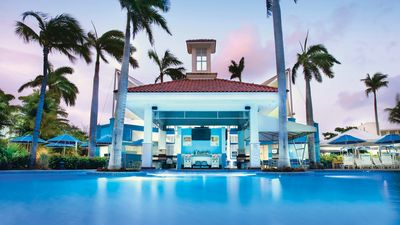 Photo for Mariott Surf Club Ocean Front...Beautiful!!