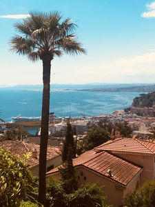 Photo for Nice MONT-BORON MAGNIFICENT APARTMENT SEA VIEW