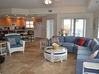 Photo for Beautiful 3 bed 2 bath condo located in building 2 at Oceanwalk New Smyrna Beach OW2-307