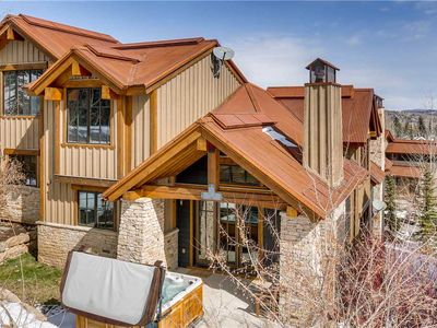 Photo for Silver Star #18: 4 BR / 4.5 BA townhome in Park City, Sleeps 12