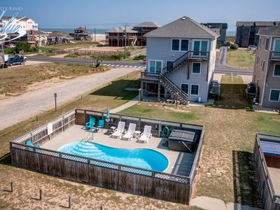 Photo for Beach Break | 860 ft from the beach | Private Pool, Hot Tub