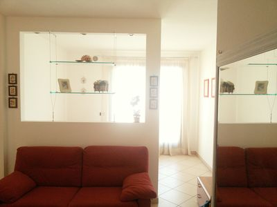 Photo for Apartment within walking distance of the natural park and 20 minutes by train from Venice