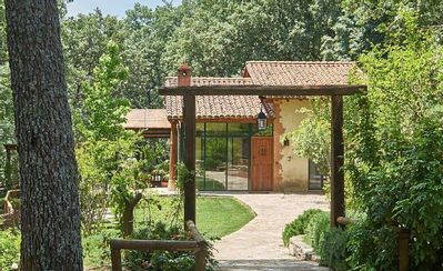 Photo for Self catering Complejo Rural El Escondite de Pedro Malillo for 9 people