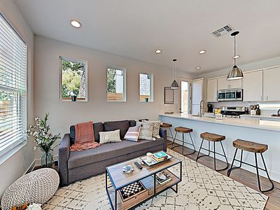 Photo for New Listing! Newly Built Luxurious Getaway w/ Dual Suites in Hip East Austin