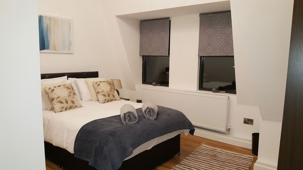 Apartment in the center of Maidstone with Washing machine (560588)
