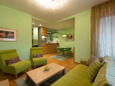 Photo for Practical and cozy apartment in the commercial center of Belgrade