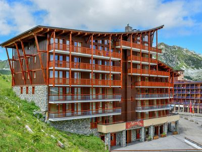 Photo for Luxury residence with indoor pool on the slopes in Arc 2000