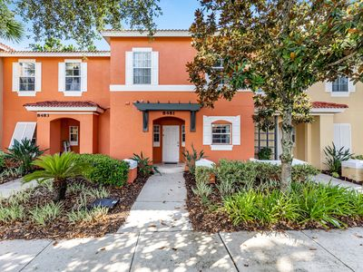 Photo for Immaculate Townhome in Emerald Island Resort. 5 mins from Disney!