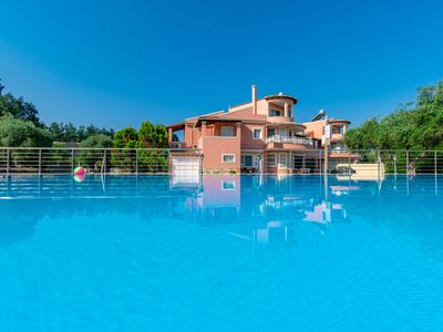 Photo for Villa Rosa 2 , Dassia , Corfu