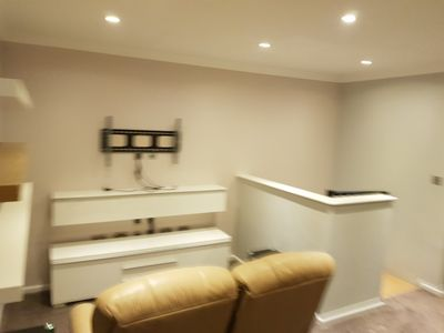 Photo for Modern first floor self contained 1 bed flat