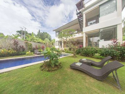 Photo for Villa Tresna Asih - Apartment Lower Ground - Luxury Apartments near Canggu